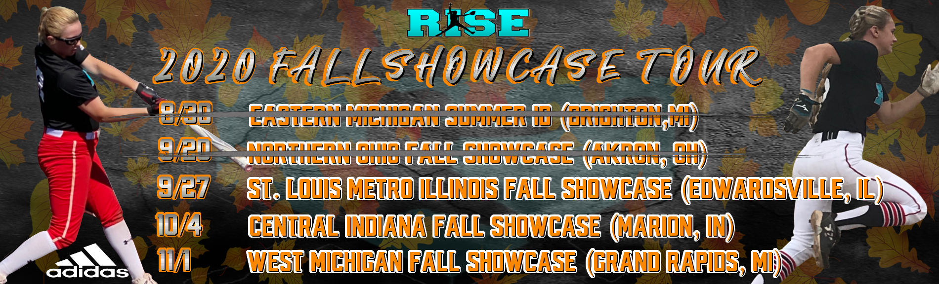 2020 RISE-Fall Showcase Tour