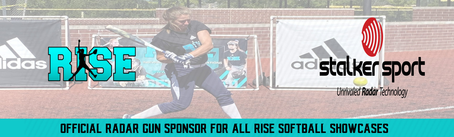 RISE Softball partners with Stalker Radar