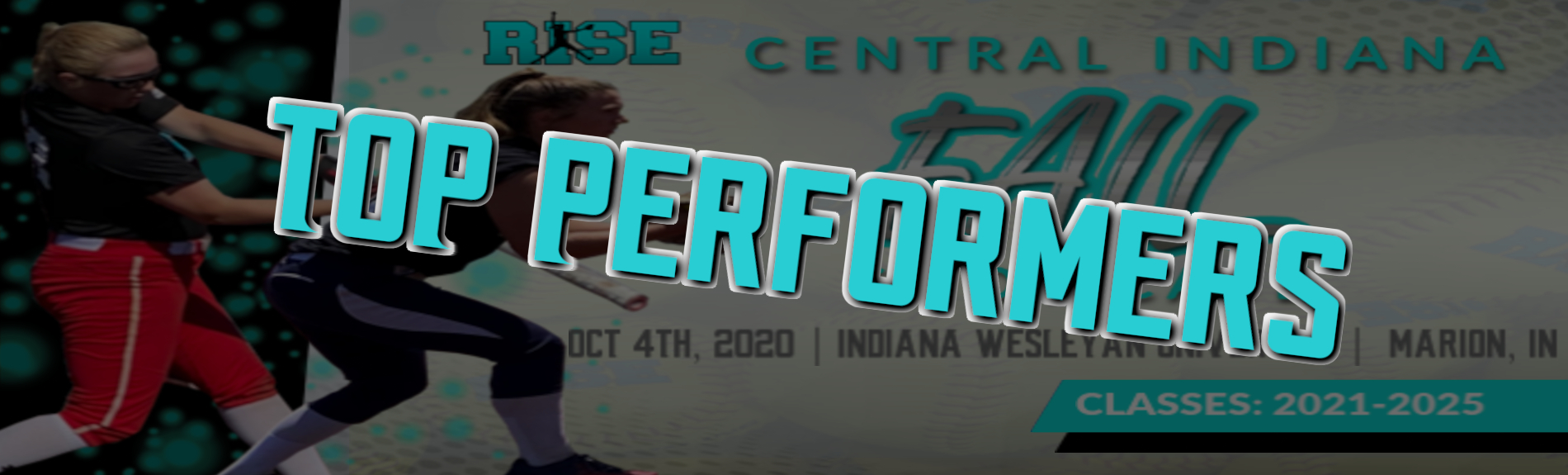 "Central Indiana Fall Showcase ""TOP PERFORMERS"""