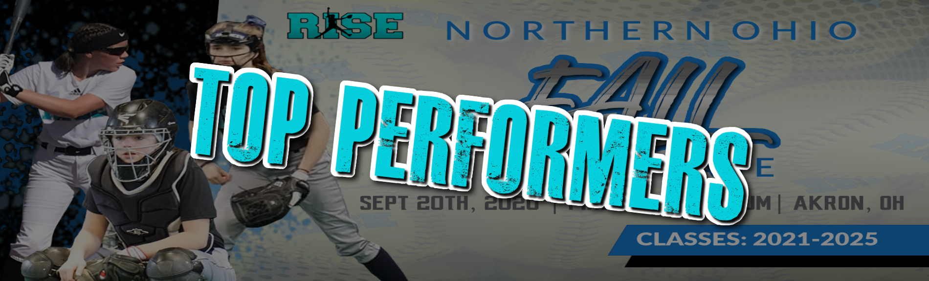"Northern Ohio Fall Showcase ""TOP PERFORMERS"""