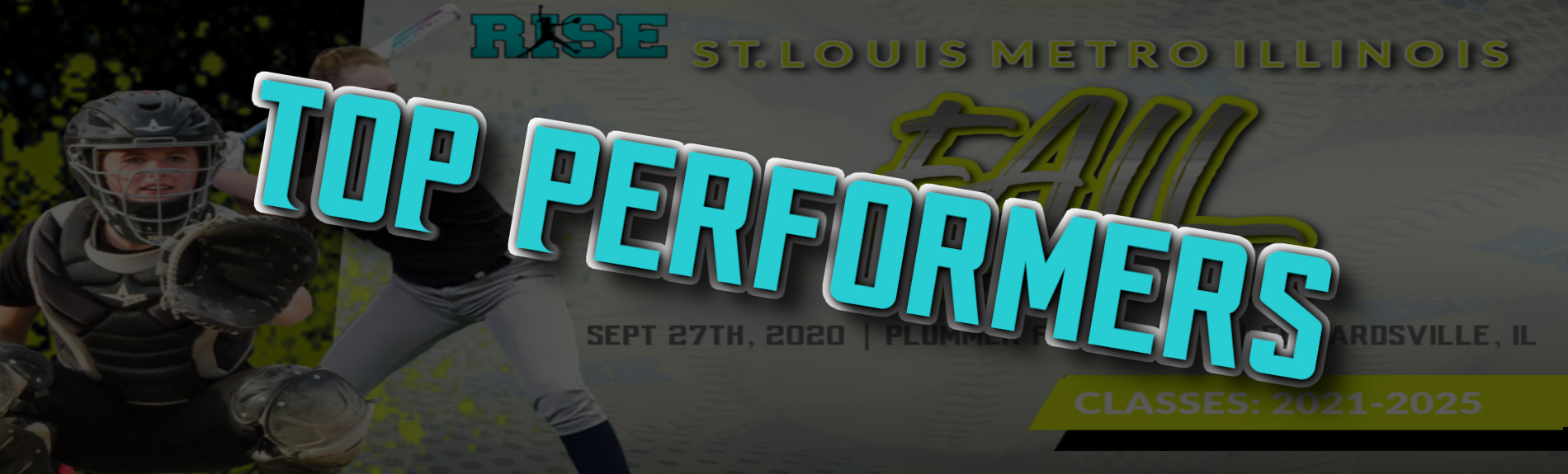 "St. Louis Metro Illinois Fall Showcase ""TOP PERFORMERS"""