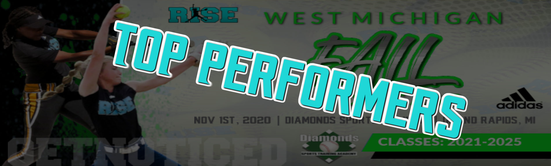 """West Michigan Fall Showcase """"TOP PERFORMERS"""""""