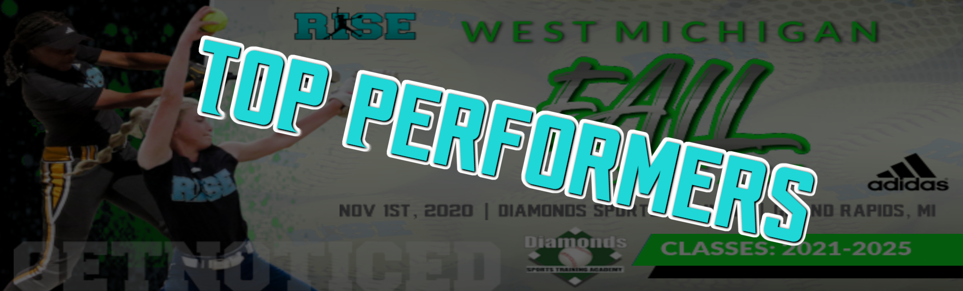 "West Michigan Fall Showcase ""TOP PERFORMERS"""