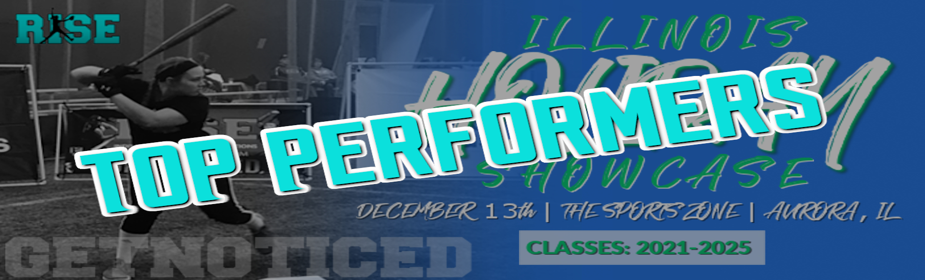 """Illinois Holiday Showcase """"TOP PERFORMERS"""""""
