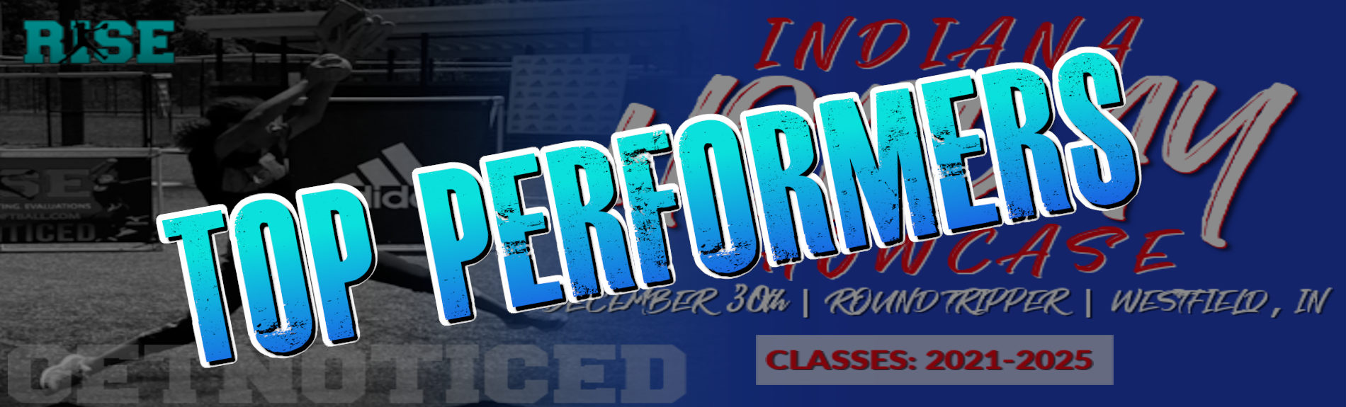 """Indiana Holiday Showcase """"TOP PERFORMERS"""""""
