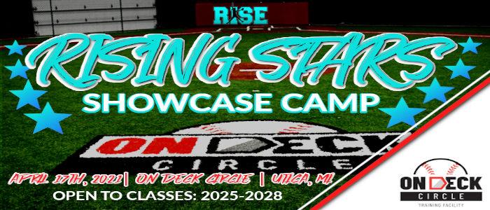 RISING Stars Showcase Camp