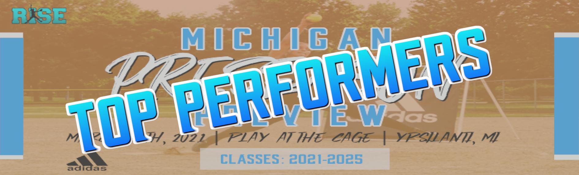 """Michigan Preseason Preview """"TOP PERFORMERS"""""""