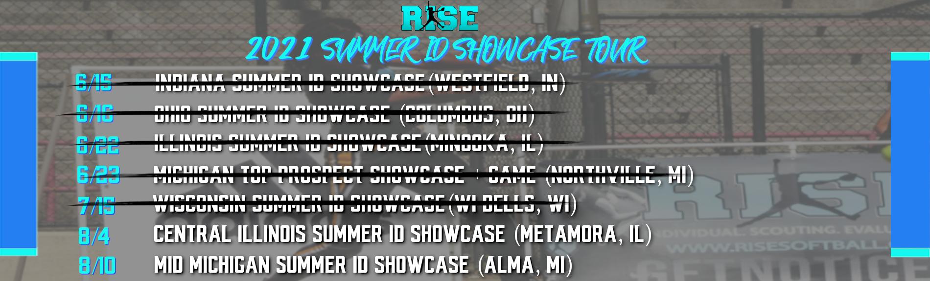 2021 RISE -Summer Showcase Tour