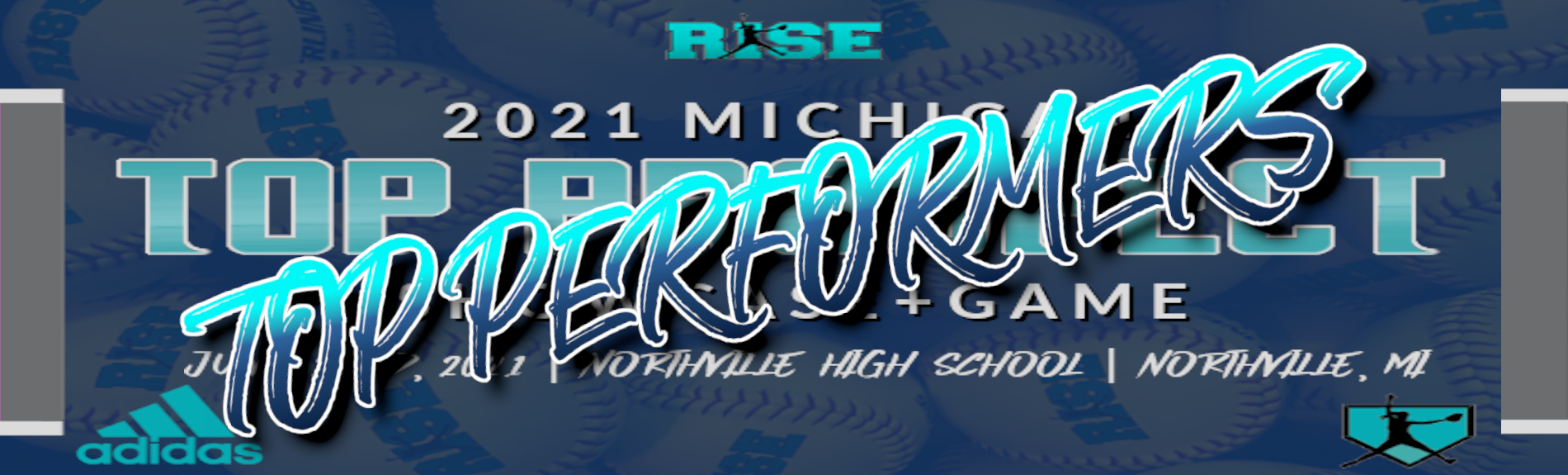 """Michigan Top Prospect Showcase + Game """"TOP PERFORMERS"""""""
