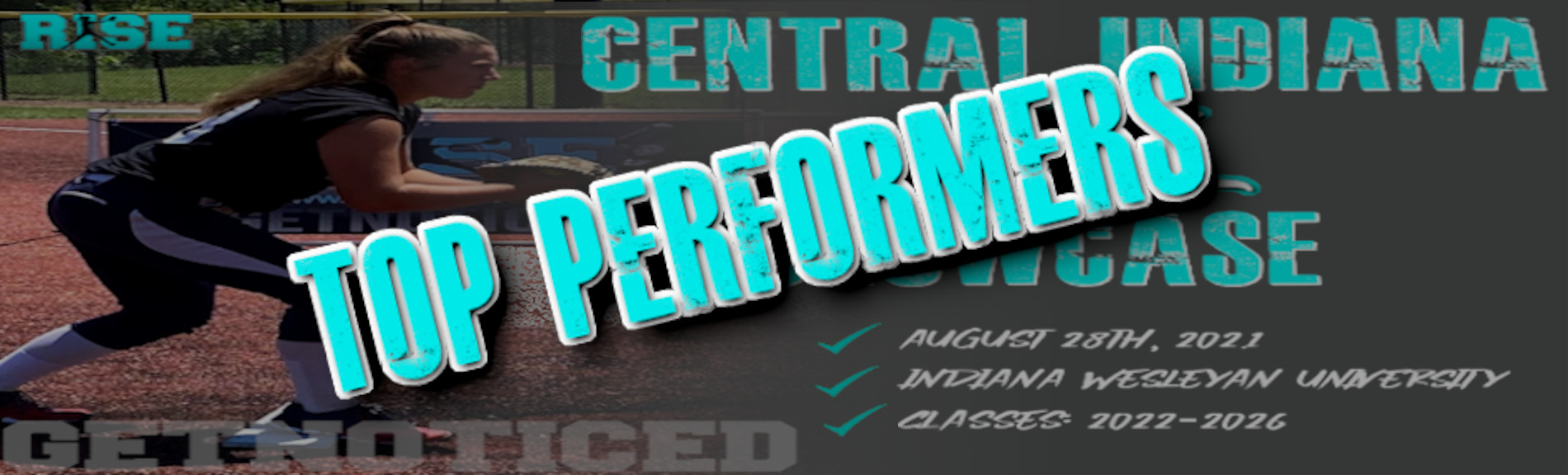 """Central Indiana Fall Showcase """"TOP PERFORMERS"""""""